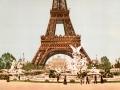 Ajfelov Toranj - Pariz 1889.
