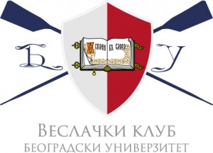 BU veslacki klub LOGO