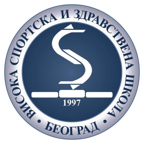 visoka sportska i zdravstvena skola logo