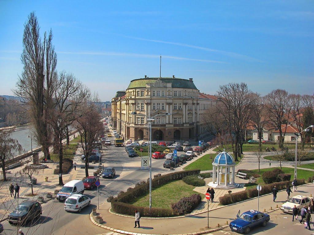 Zgrada Univerziteta u Nišu Foto: Panoramio