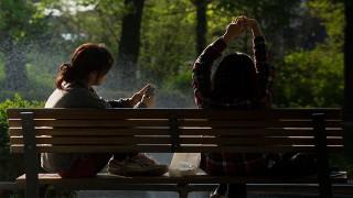 studentkinje u parku