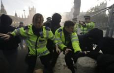protesti london