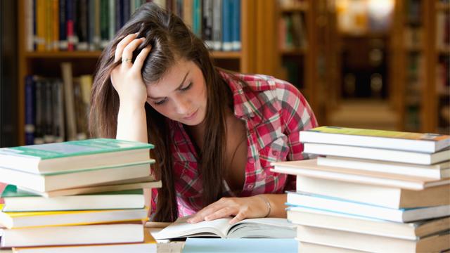stres studenti