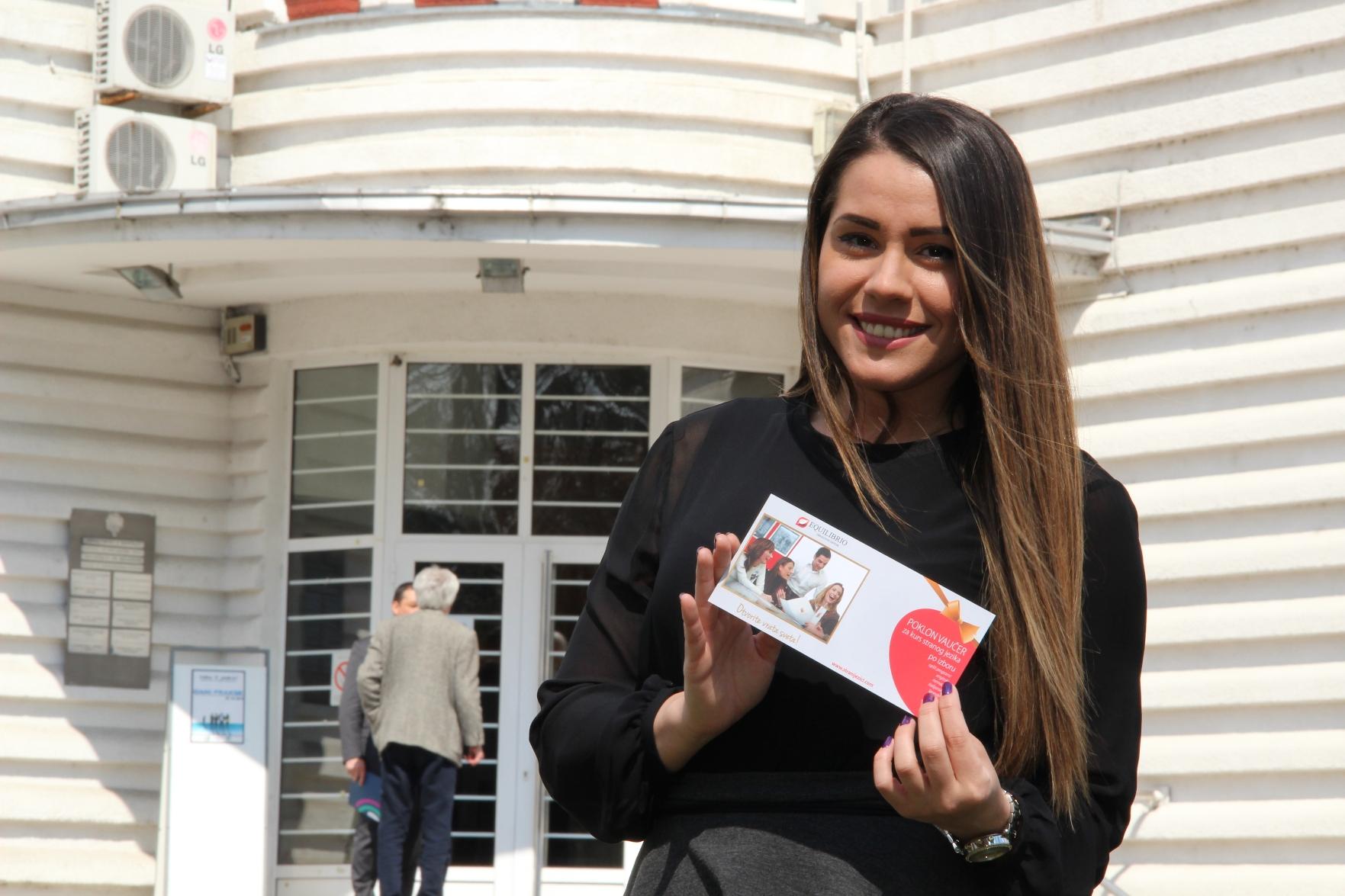 Katarina Mirković, FON, Foto: Bogdan K.