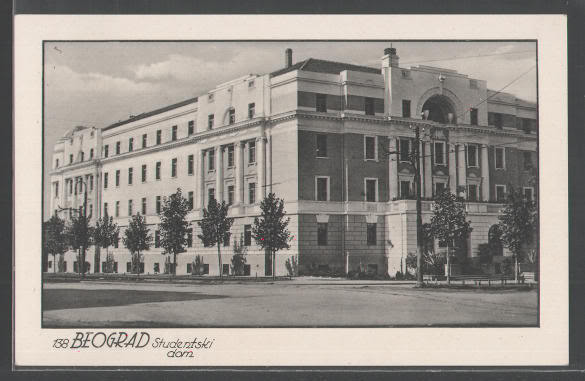 Dom Kralj Aleksandar I oko1927. godine