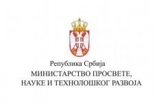ministarstvo prosvete nauke i tehnoloskog razvoja
