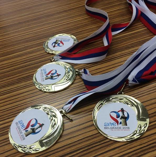 IMG medals