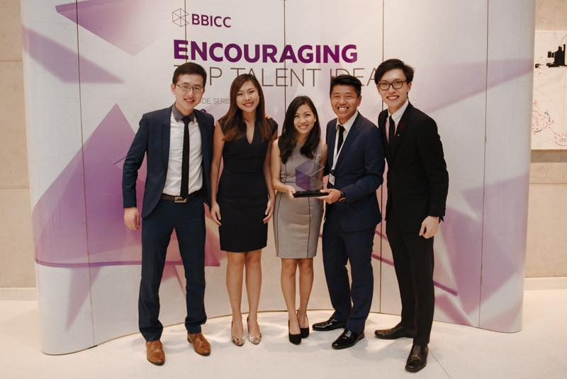 Second place - Hong Kong University of Science and Technology