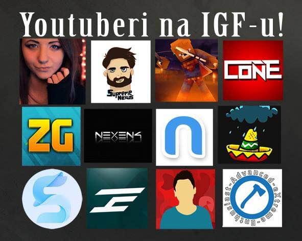 IGF - youtuberi
