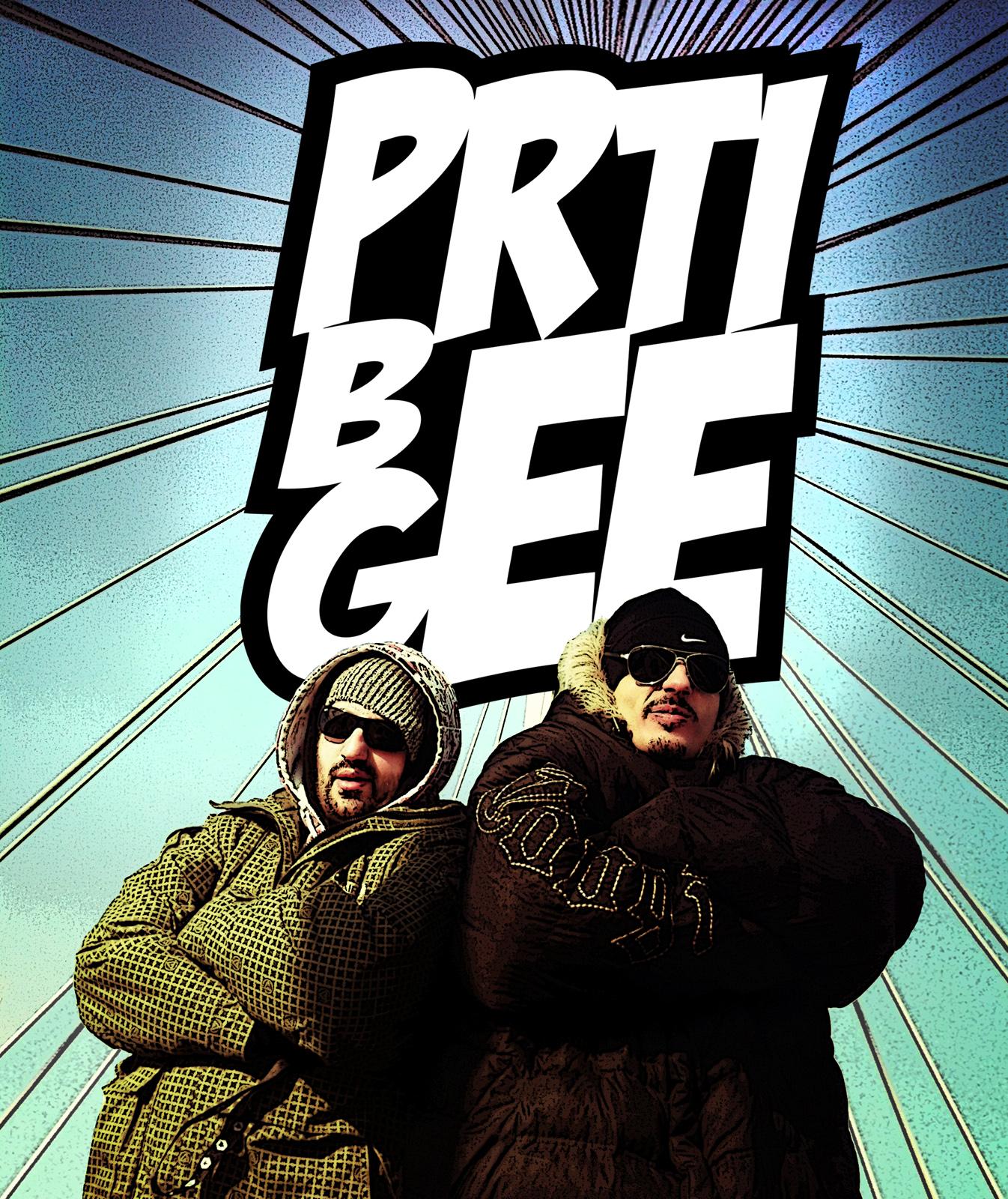 prti-bee-gee