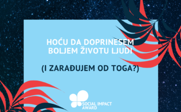 Social Impact Award knkurs za preduzetnike