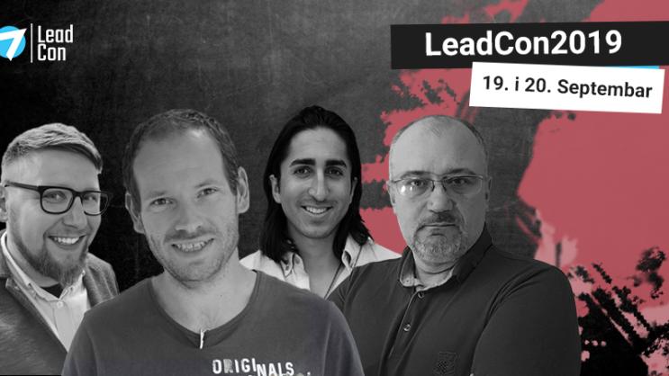 Postani bloger LeadCona