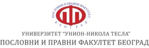 Poslovni i pravni fakultet u Mladenovcu i Beogradu Univerziteta Union - Nikola Tesla