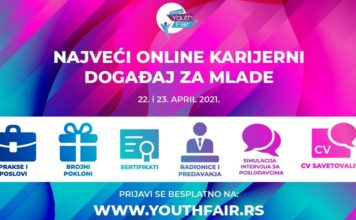 Belgrade Youth Fair 2021
